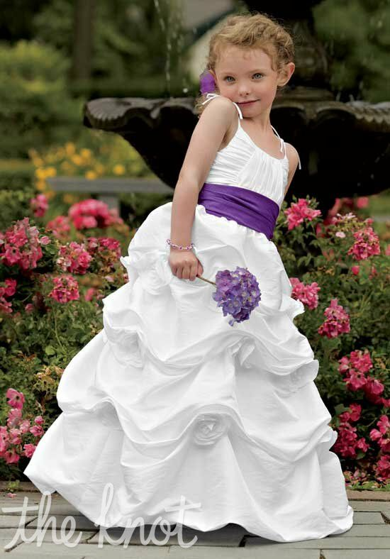 Sweet Beginnings L786 Flower Girl Dress photo