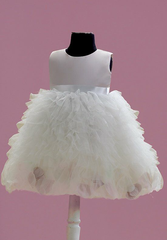 Joan Calabrese by Mon Cheri 215356B Flower Girl Dress photo