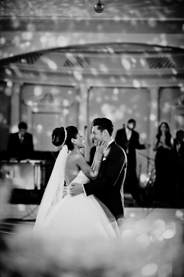 A Festive Fairy Tale Wedding In Dearborn Mi