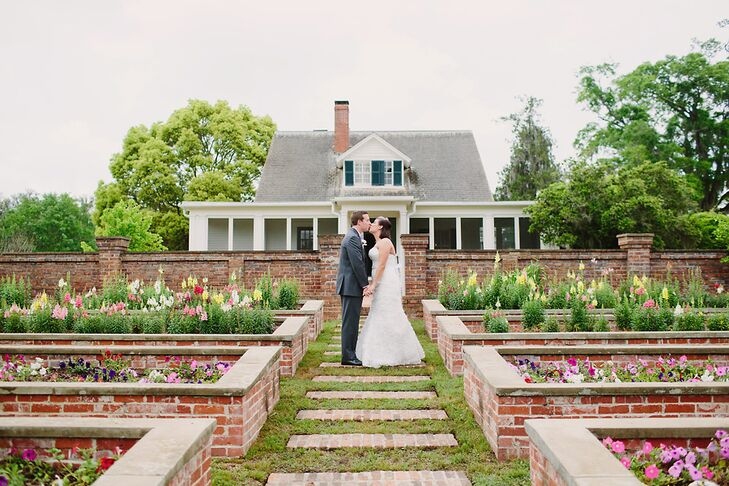 A Timeless Garden Wedding At Pebble Hill Plantation In Thomasville Georgia