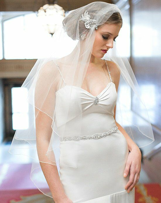 Laura Jayne Maggie Sash Wedding Accessory photo