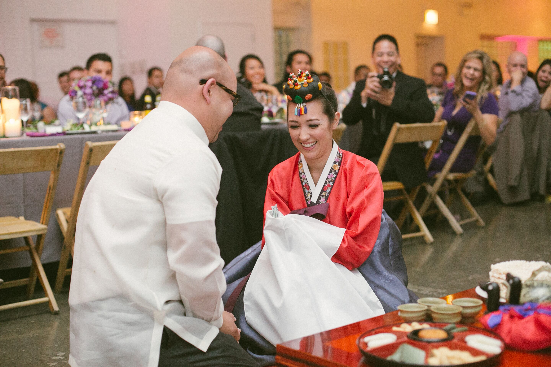 Filipino And Korean Wedding Traditions