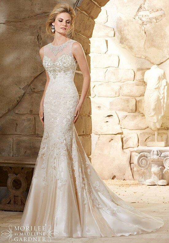 Mori Lee by Madeline Gardner 2789 Wedding Dress photo