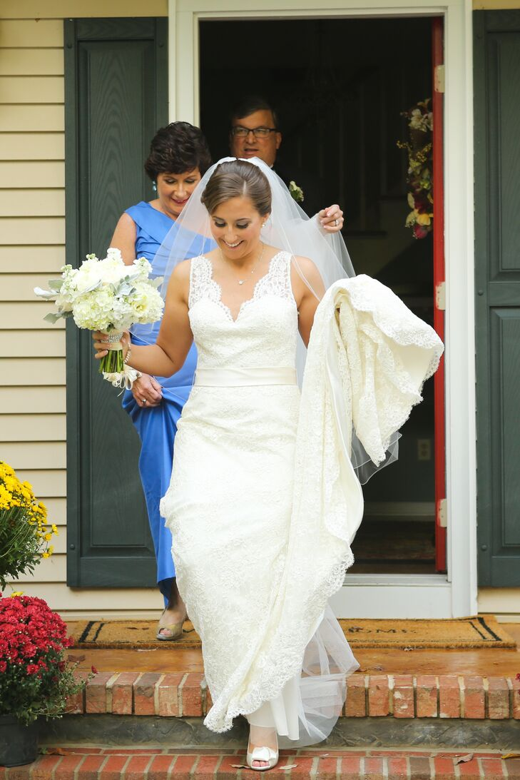 A Traditional Yellow Wedding At The Ryland Inn In Whitehouse Station New Jersey