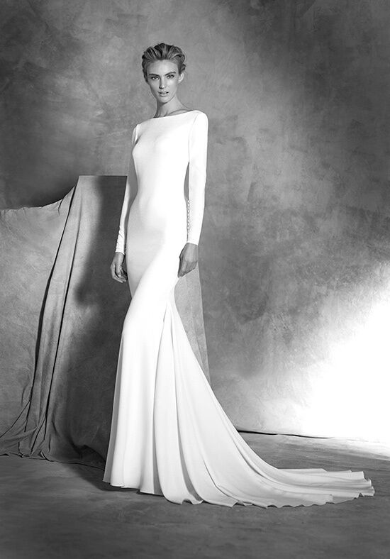 Atelier Pronovias IVANIA Wedding Dress photo