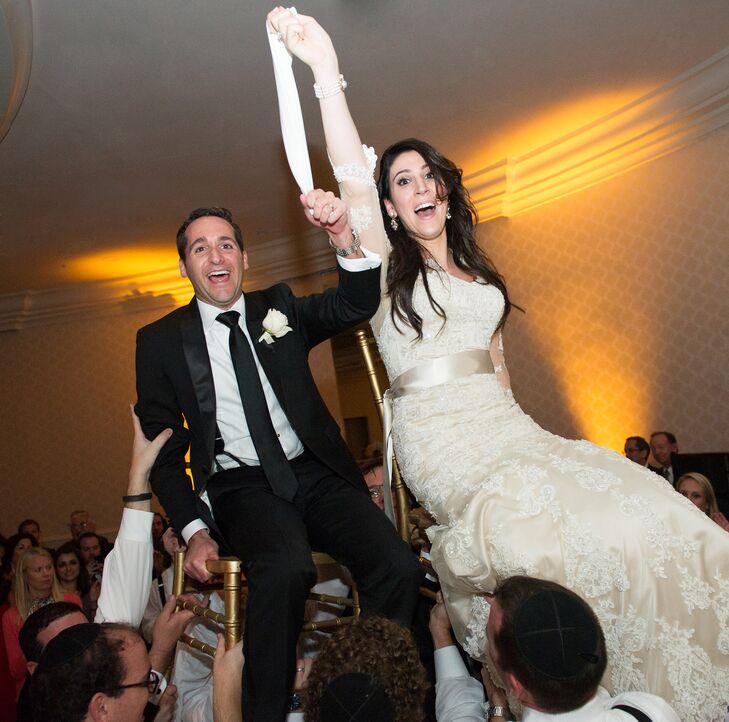 ATraditional Jewish Wedding At The Eden Roc Hotel In Miami