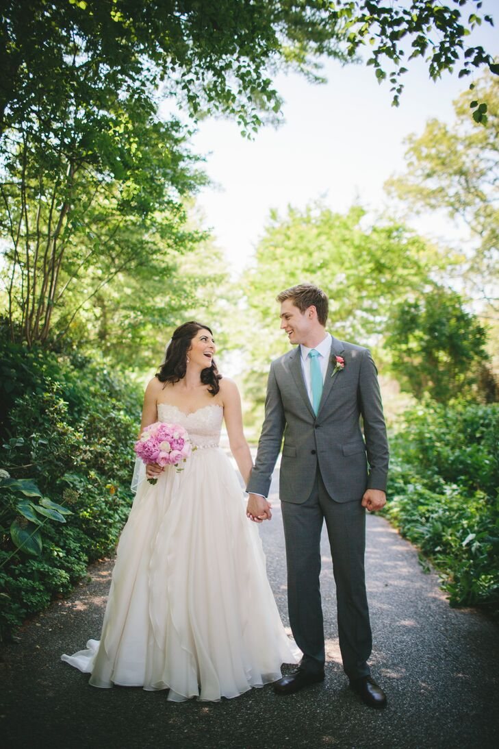 An Elegant Rustic Wedding At A Private Residence In Annapolis Maryland