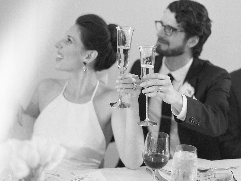 Tips for the Groom's Toast