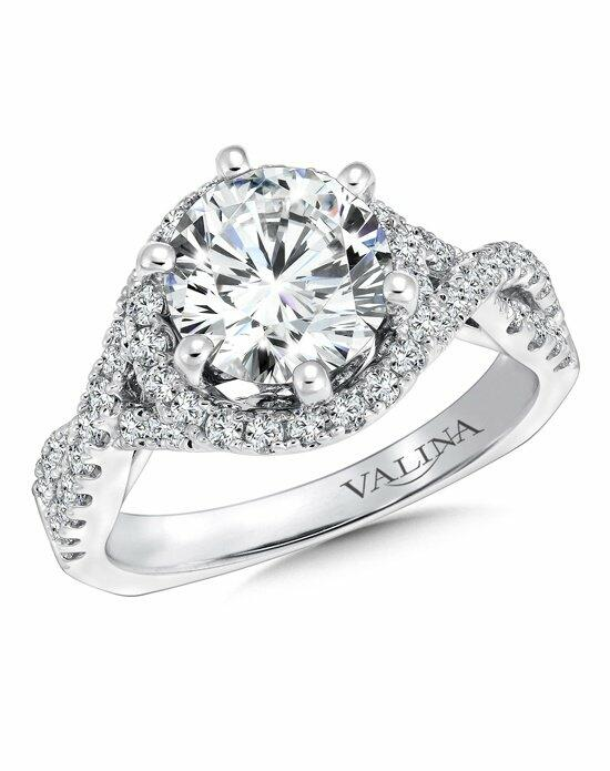 Valina R9674W Engagement Ring photo