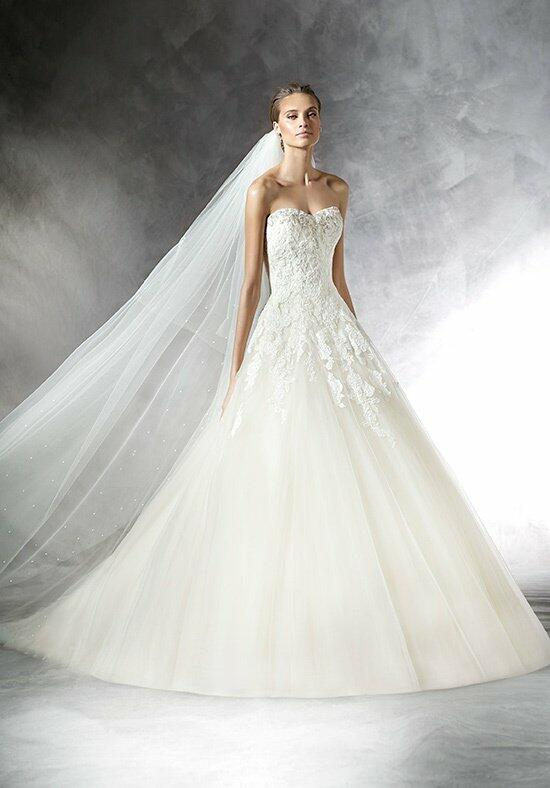 PRONOVIAS PRASA Wedding Dress photo