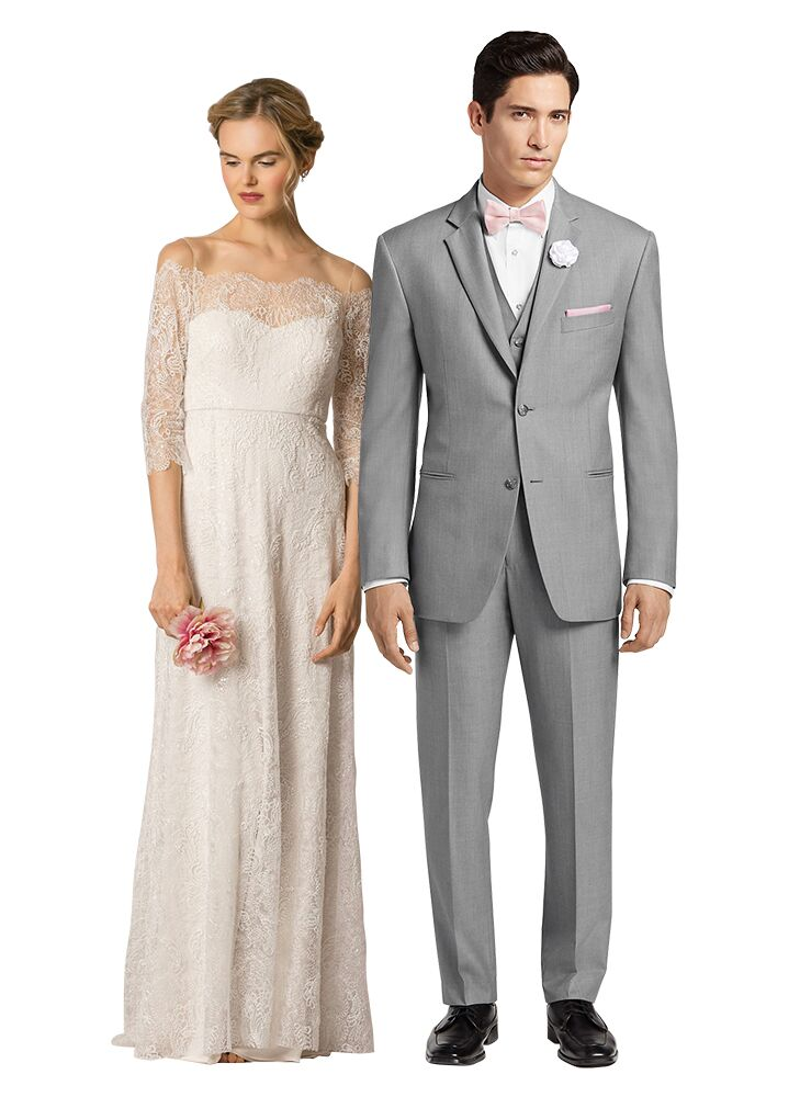 Wedding Dress and Tuxedo Combos