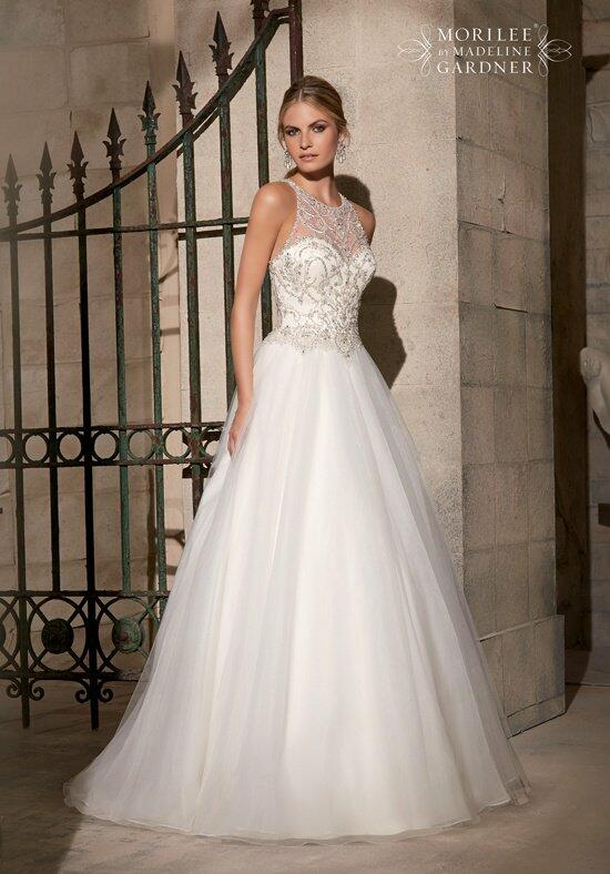 Mori Lee by Madeline Gardner 2711 Wedding Dress photo