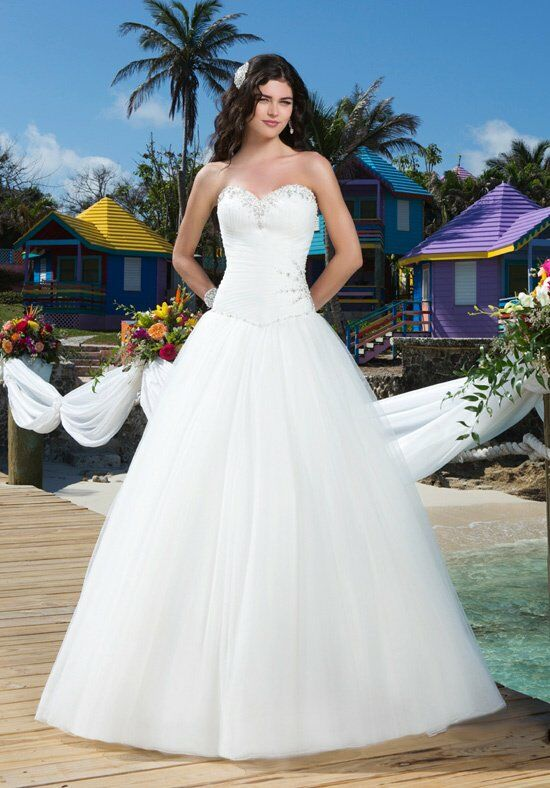 Sincerity Bridal 3789 Wedding Dress photo