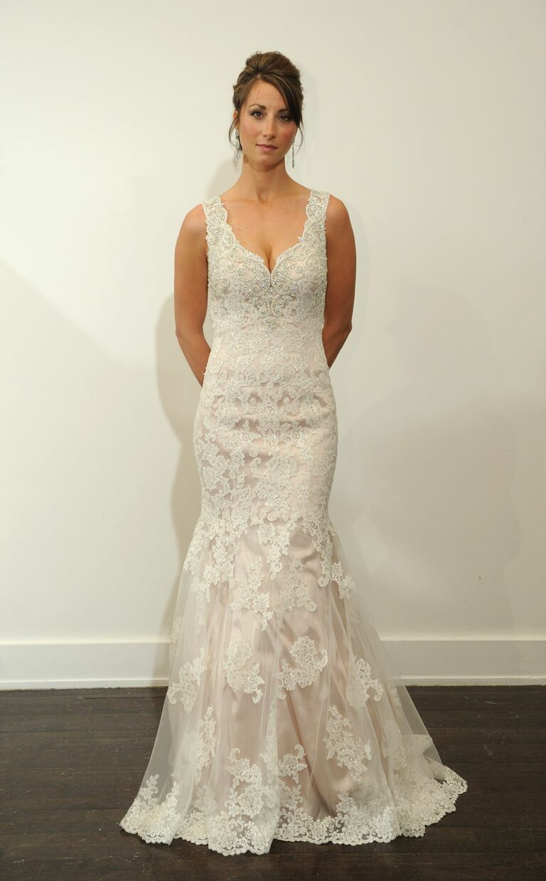 Allure Bridals Spring Collection Bridal Fashion Week Photos