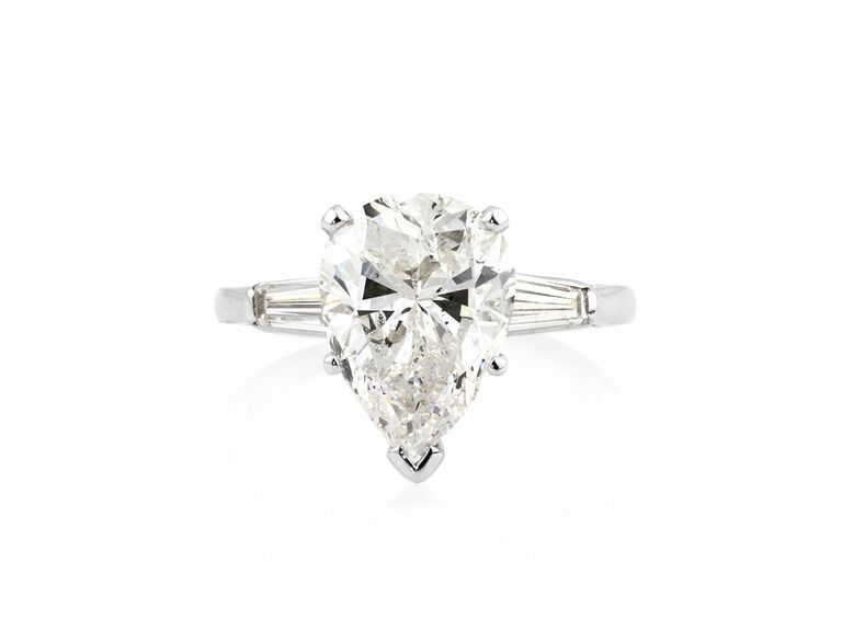 Mark Broumand engagement ring