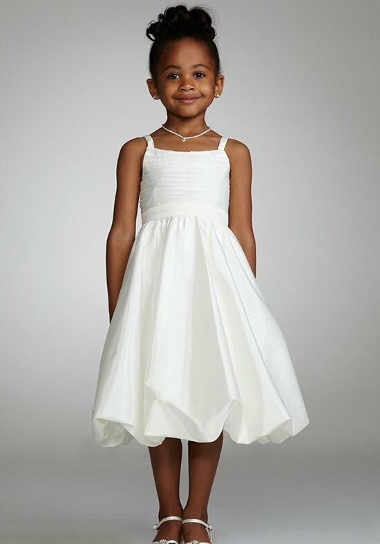 David's Bridal Juniors 173265 Flower Girl Dress photo