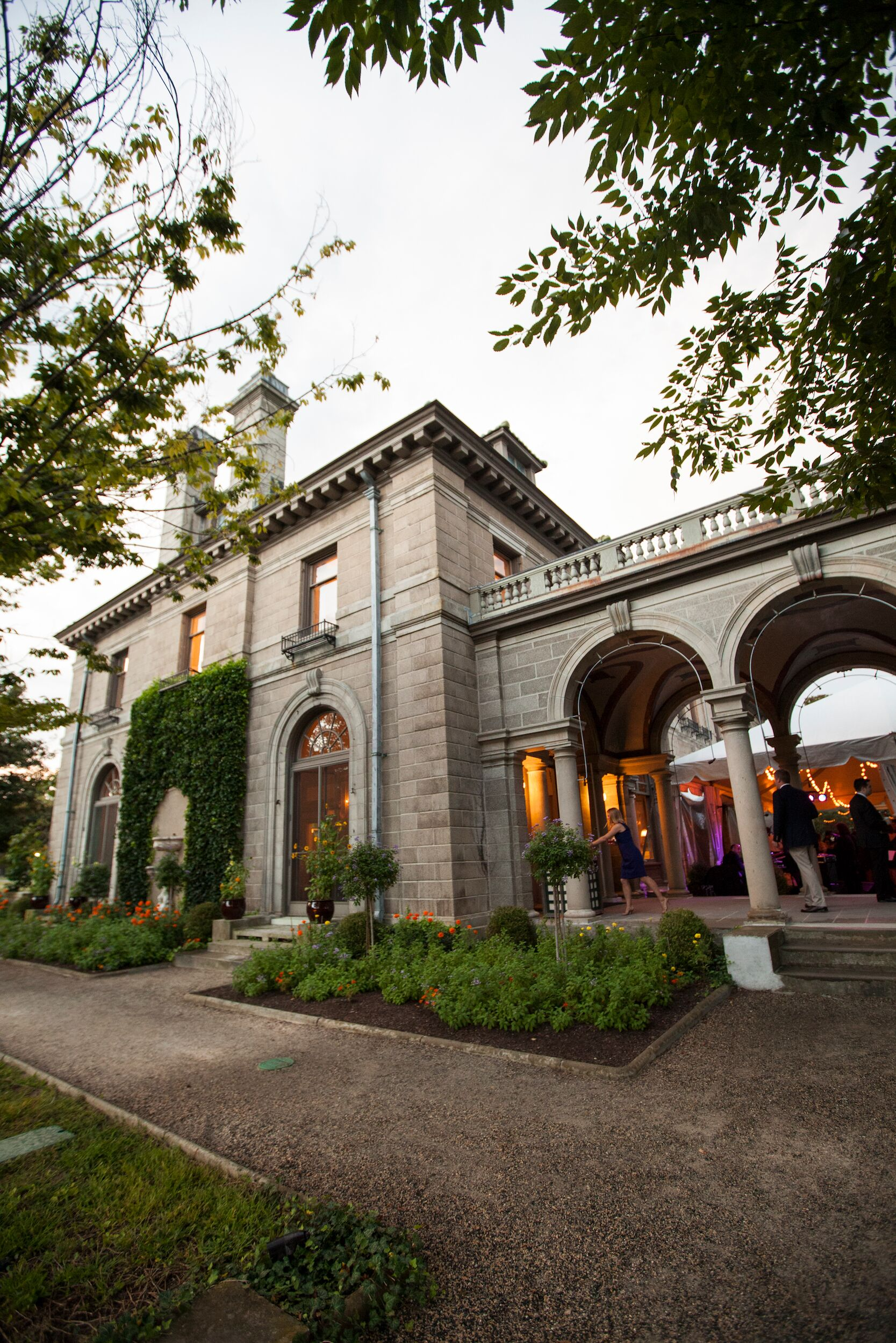 Eolia Mansion At Harkness State Park Wedding Venue