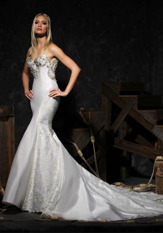 Victor Harper Couture VHC300 Wedding Dress photo