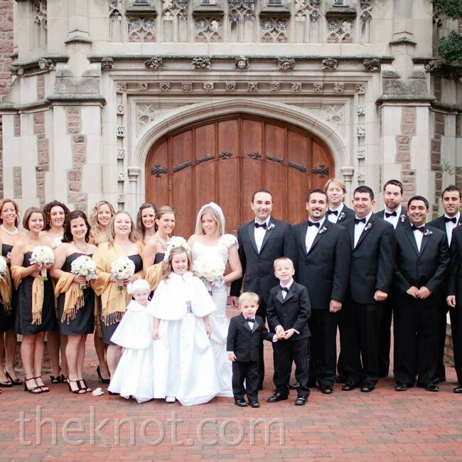 Wedding Gowns St Louis: A Formal Wedding In St. Louis, MO
