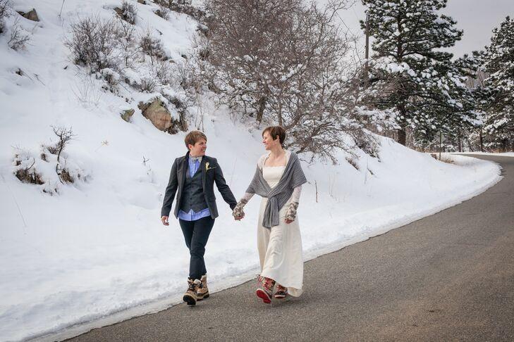 Handmade organic cotton wedding dress for Organic cotton wedding dress