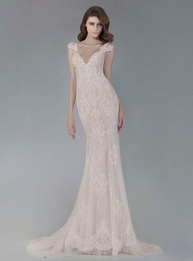 Victoria Kyriakides Fall Collection Wedding Dress Photos