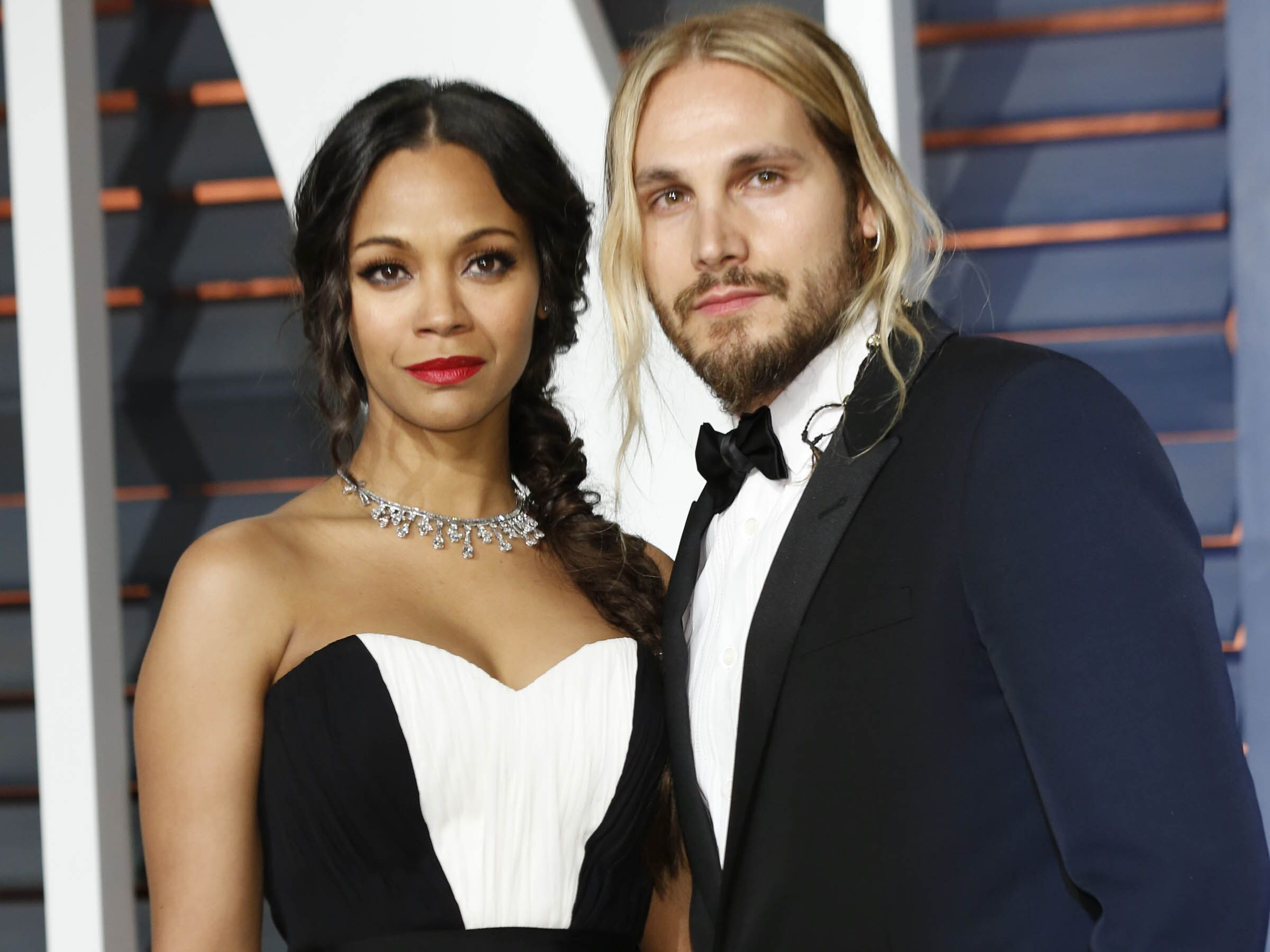 Zoe Saldana's Husband Had the Best Response When He Took ...