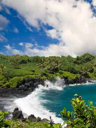 US wedding destination: The Big Island, Hawaii