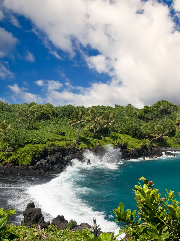 Top 50 destination wedding locations us wedding destination the big island hawaii junglespirit Image collections