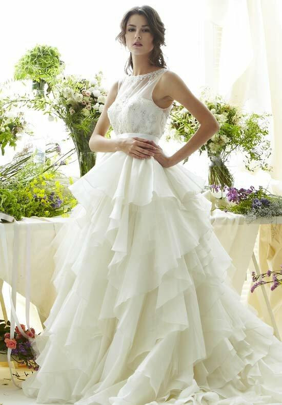Saison Blanche Couture 4270 Wedding Dress photo