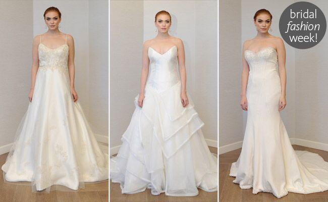 Matthew Christopher Fall 2014 Wedding Dresses
