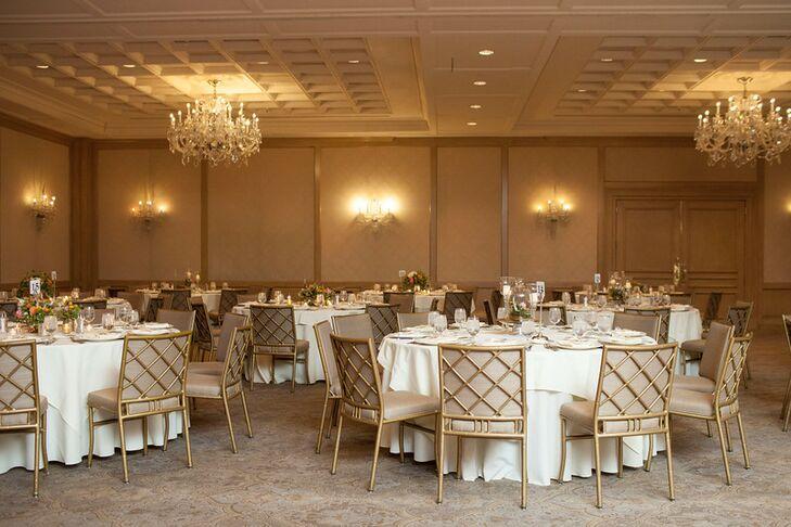 An intimate elegant wedding at townsend hotel in for 6 salon birmingham michigan