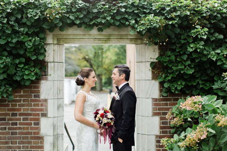 A Art Deco Wedding At Nyit De Seversky Mansion In Old Westbury New York