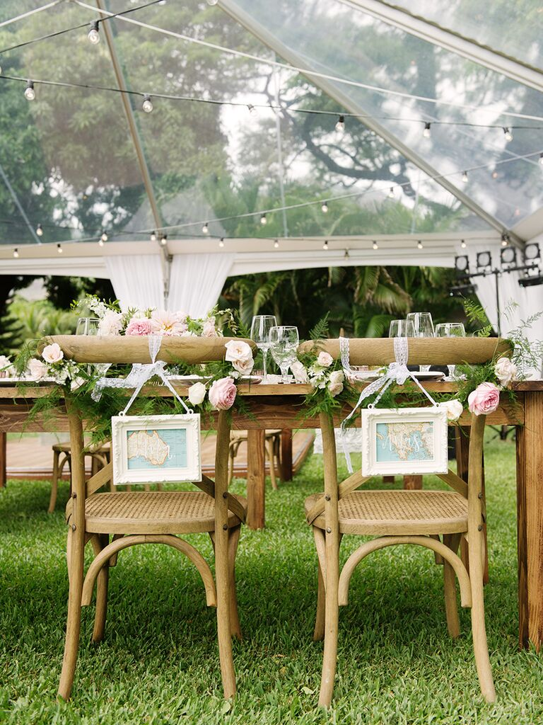15 creative ideas for a travel themed wedding