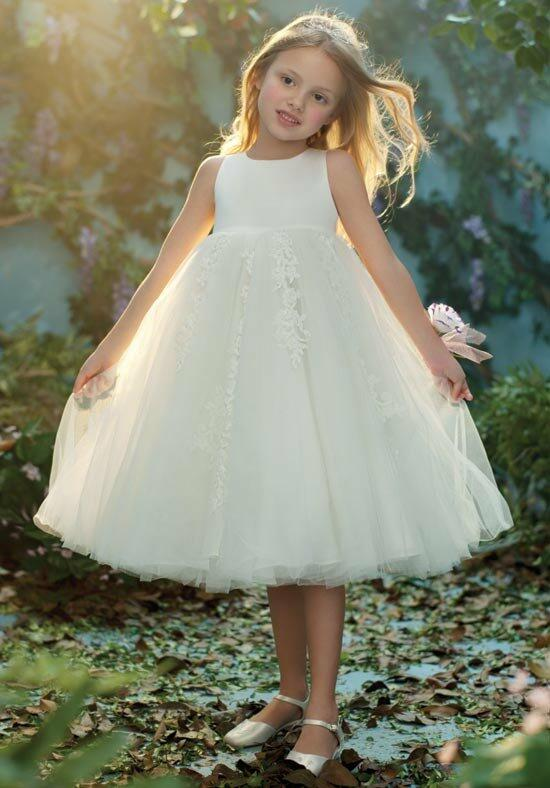 Alfred Angelo Flower Girls 718 Flower Girl Dress photo