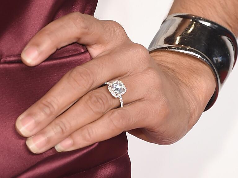 Misty Copeland's engagement ring