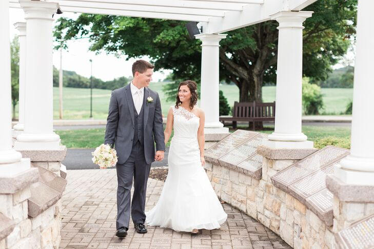 Colleen purcell wedding