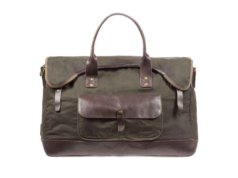 Will Leather Goods elk duffle bag wedding gifts for groom