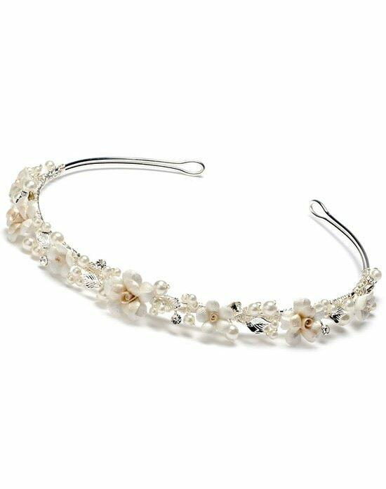 USABride Juliana Pearl Headband TI-3058 Wedding Pins, Combs + Clips photo