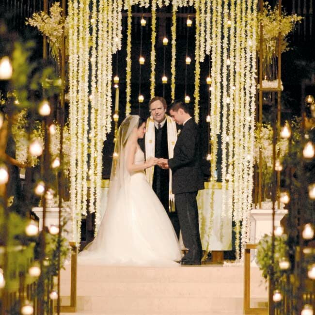 Wedding Altar Rental Houston: Misty & Adam: A Luxury Wedding In Houston, TX