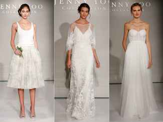 Jenny Yoo Fall 2016 Wedding Dresses