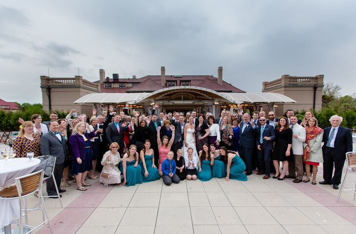 Post-Ceremony Group Photo