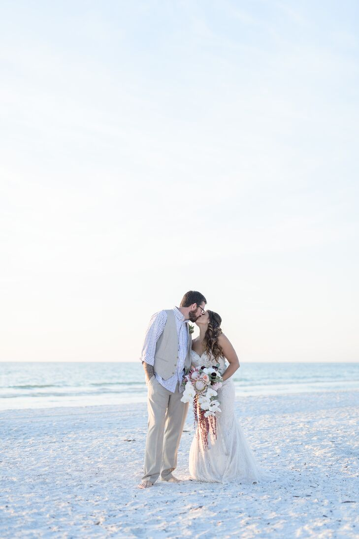 A Beach-Themed Wedding at Marco Beach Ocean Resort in Marco Island ...
