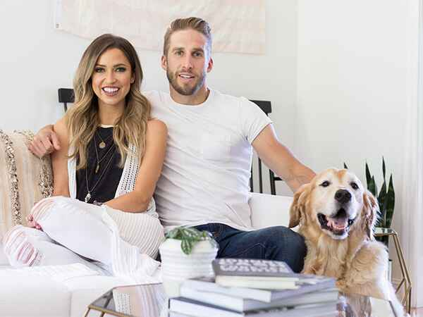 The Bachelorette Couple's Home Makeover