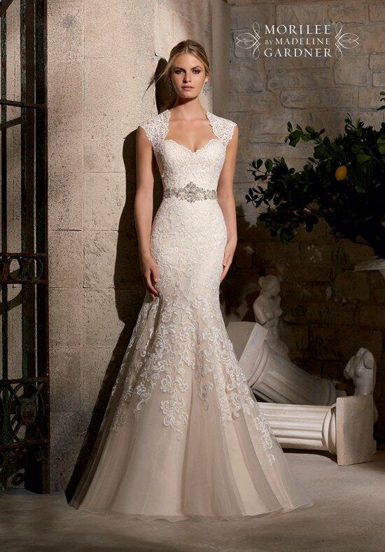 Mori Lee by Madeline Gardner 2719 Wedding Dress photo