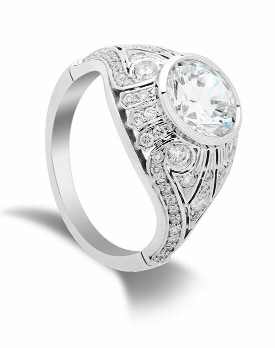 Timeless Designs R1901 Engagement Ring photo