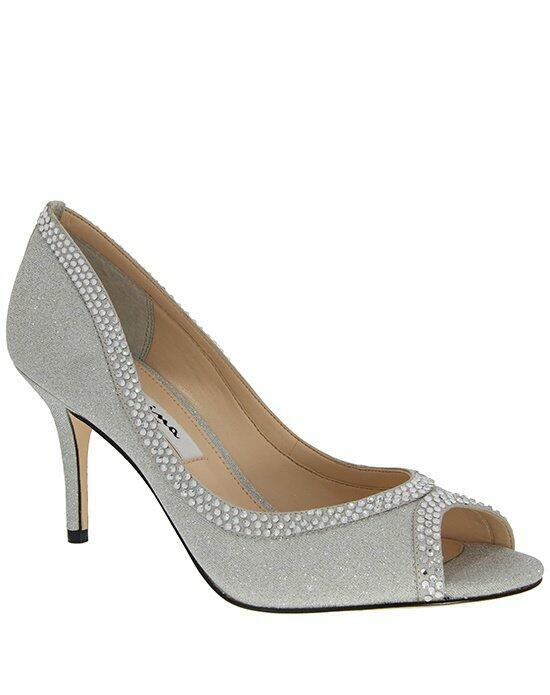 Nina Bridal Viviana_Silver Wedding Shoes photo