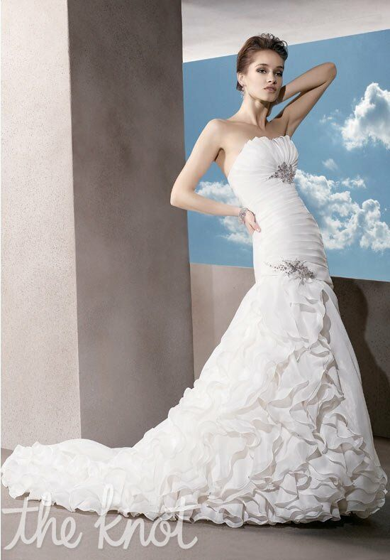 Demetrios 3182 Wedding Dress photo