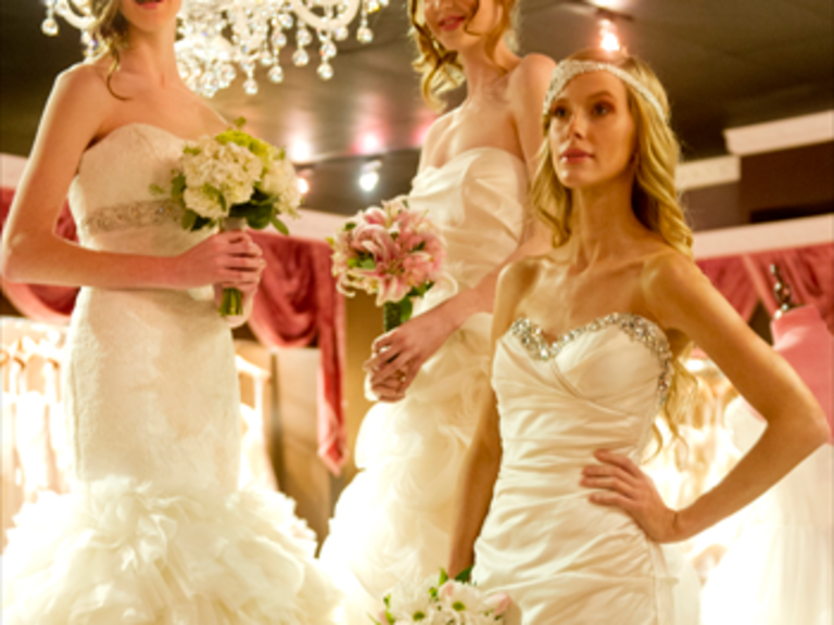 Wedding Dresses in Atlanta
