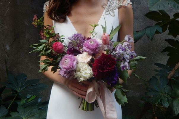 Expensive Flower Girl Baskets : Florists in houston tx the knot
