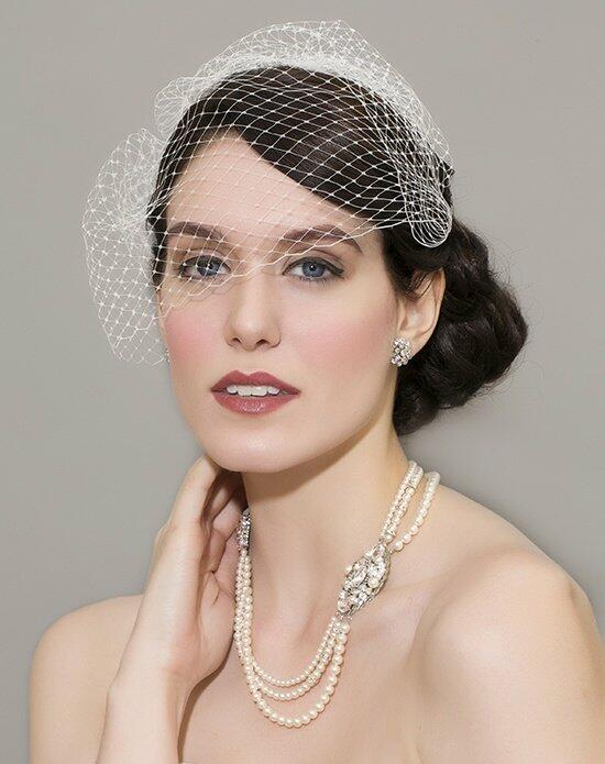Laura Jayne Manon Face Veil Wedding Veils photo